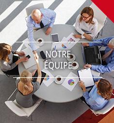 Une équipe NCI France dynamique et à votre écoute