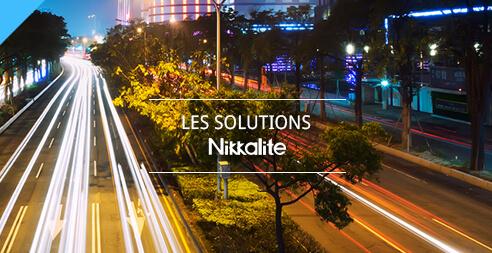La marque NIKKALITE propose des solutions rétroréfléchissantes pour la sécurité routière