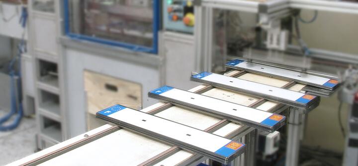 NCI NIKKALITE film rétroréfléchissant pour produits d'immatriculation CLP E4400