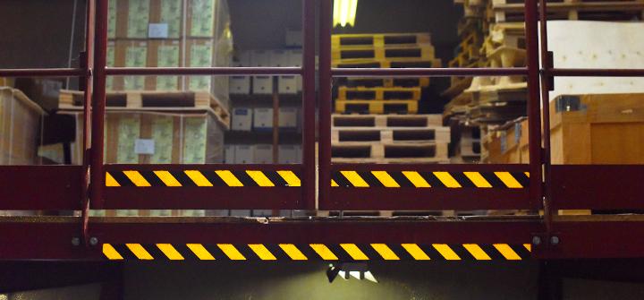 NIKKALITE produit balisage pour milieu industriel BA 430 classe A