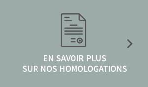 Homologations NCI France